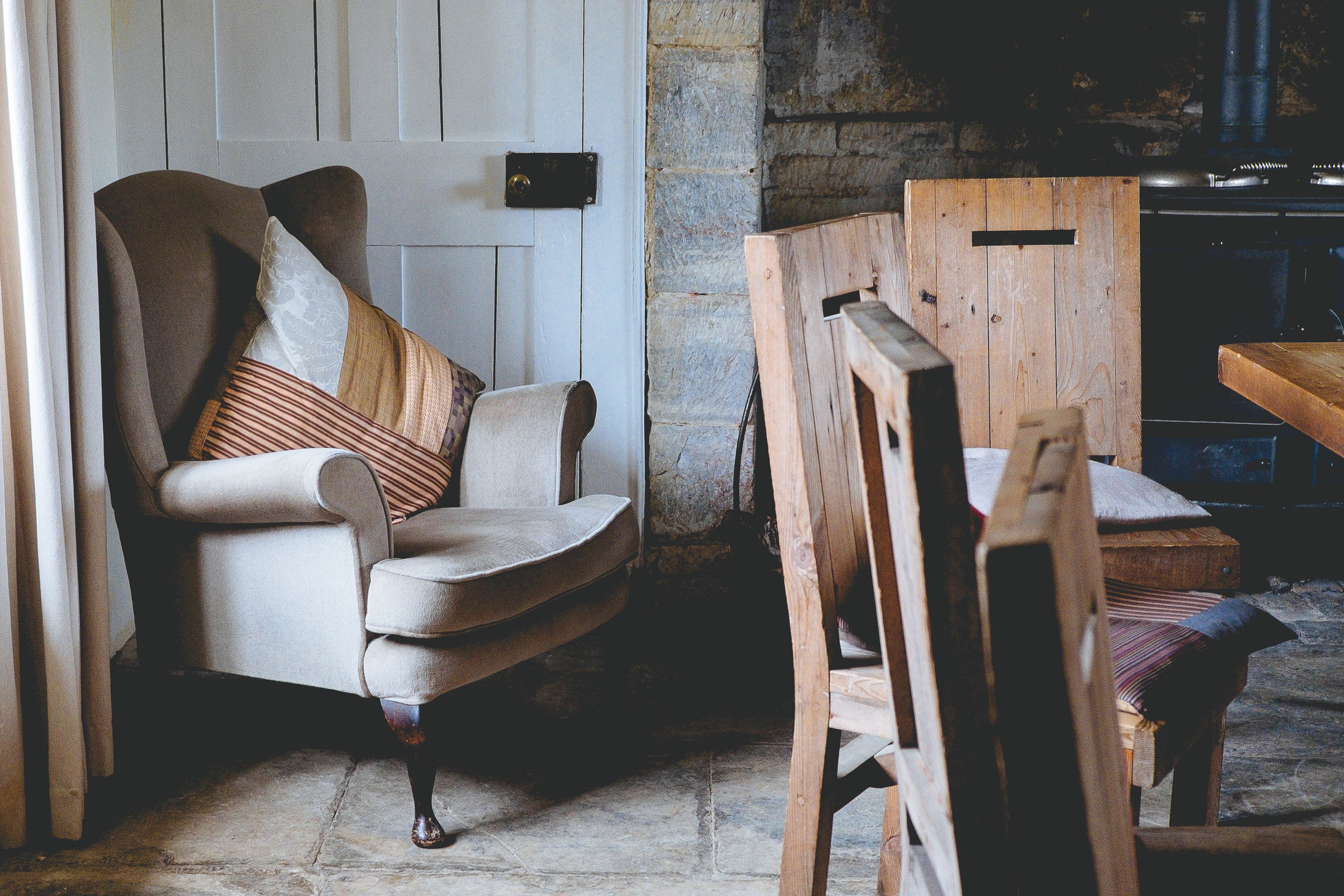 Upholstery Services - We have you covered.Free your furniture from stains, rips, and bad taste with new fabric and a new lease on life.