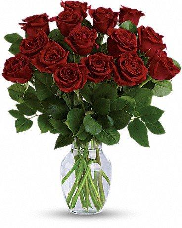 Classic Dozen Roses - $69.99