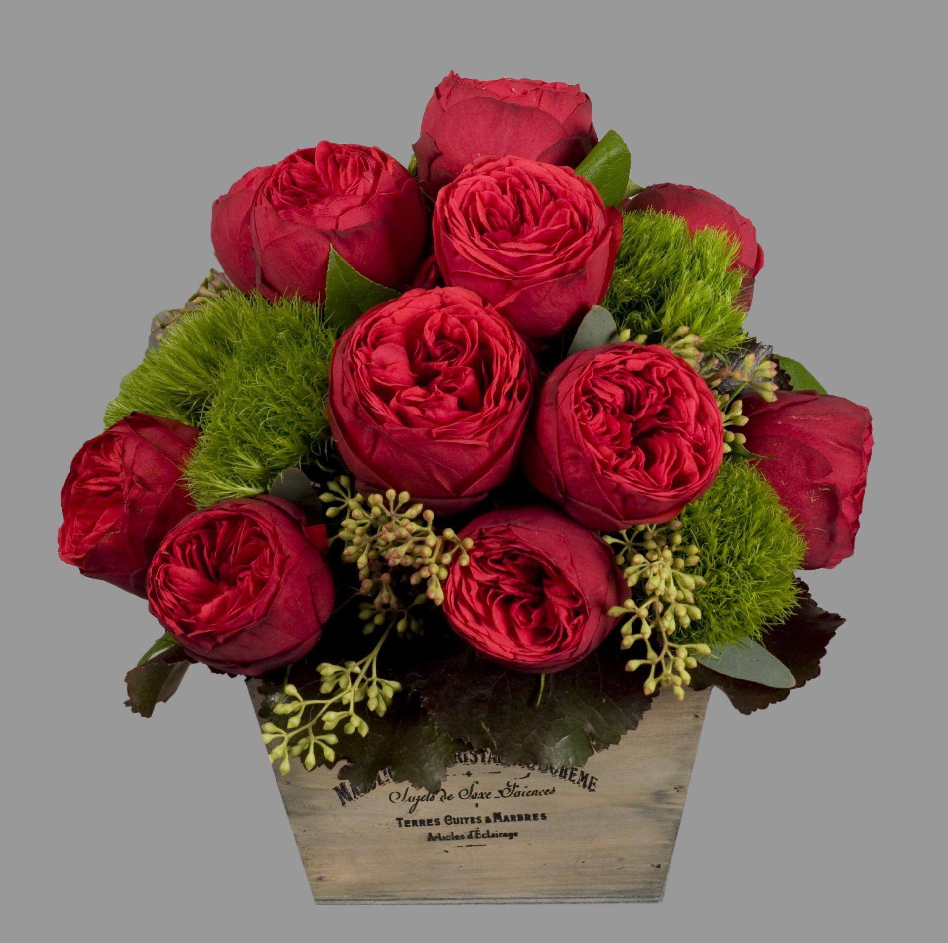 Rose Box - $75.00