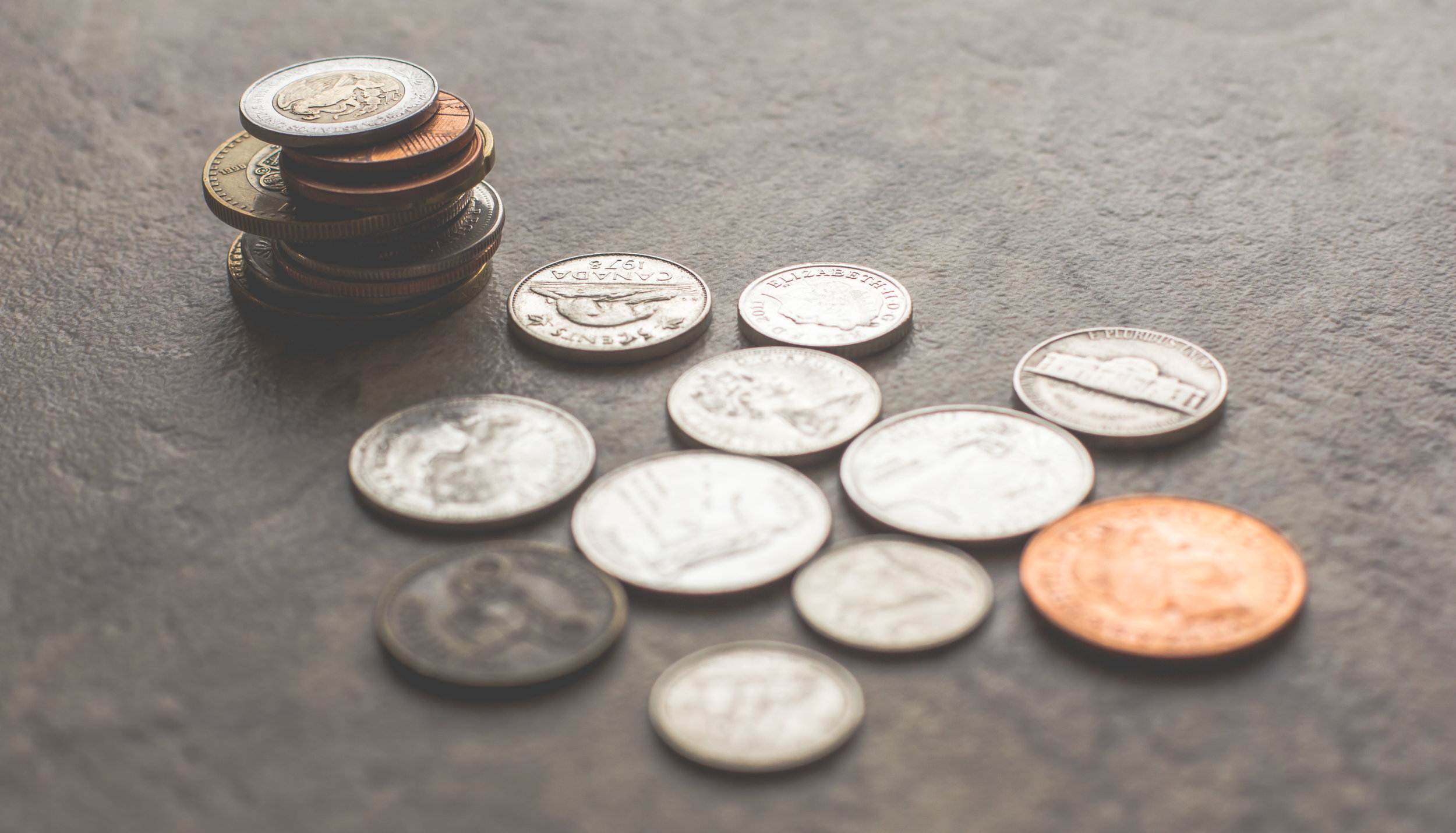 Have some valuable coins? - Have you recently inherited a coin collection and don't know what to do with it? We have the expertise to appraise your collection, or, if you choose to liquidate, we have the resources to help you do that as well.
