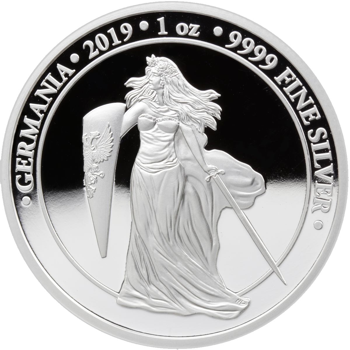 Authorized Distributor for The Germania Mint -
