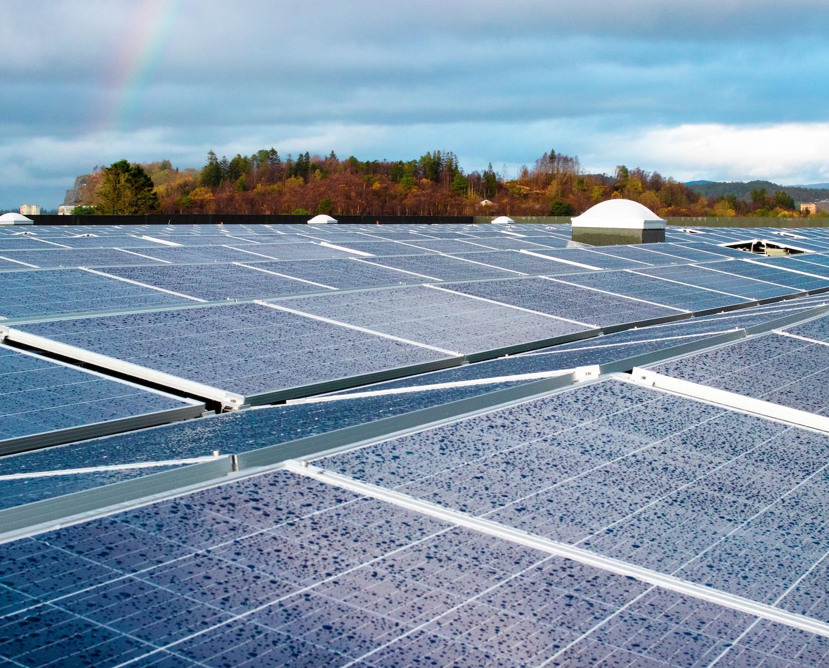 Besparelse på 606 061 613kg av karbonfotavtrykk per år -