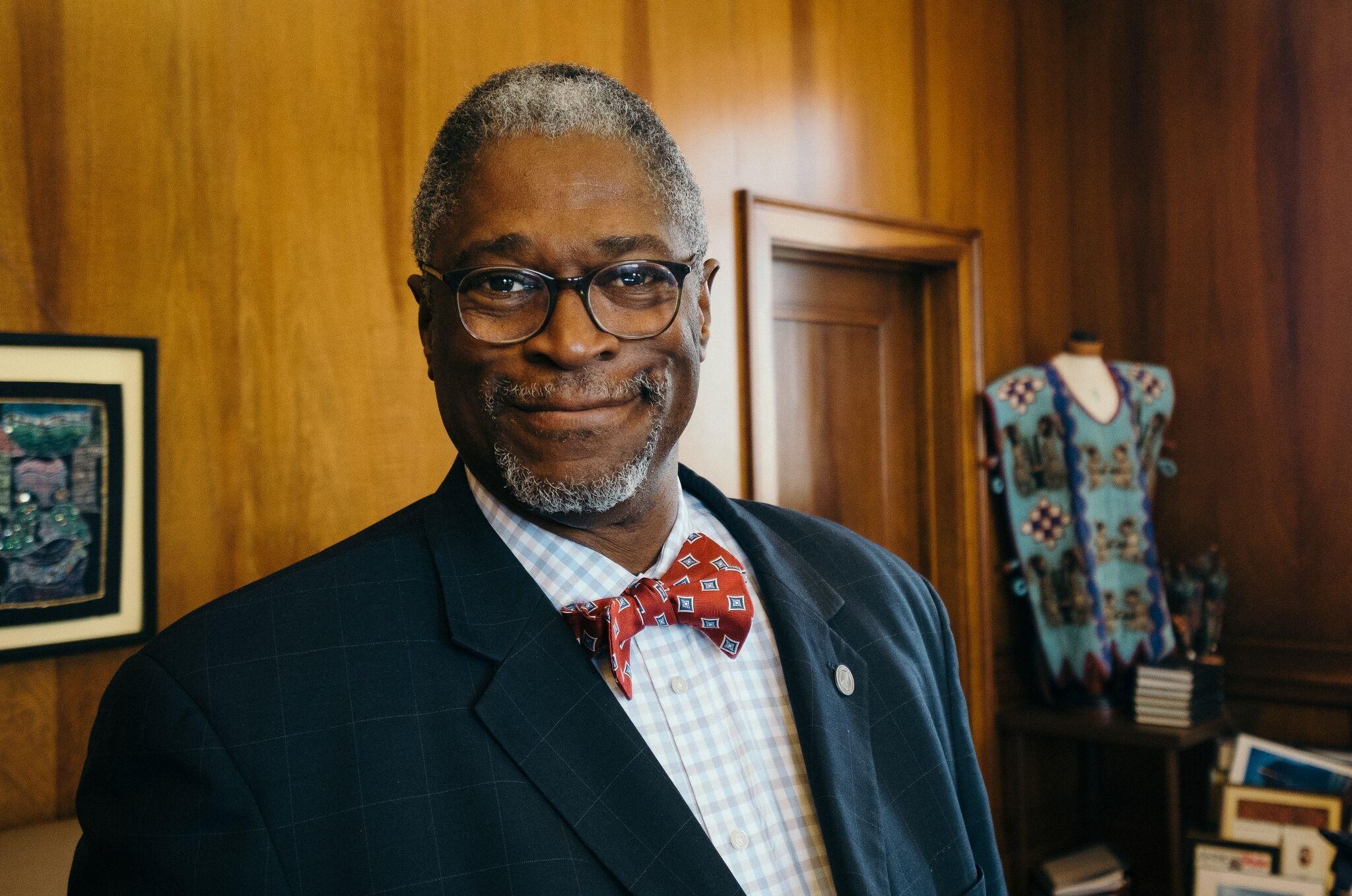 Former Mayor Sly James - Kansas City