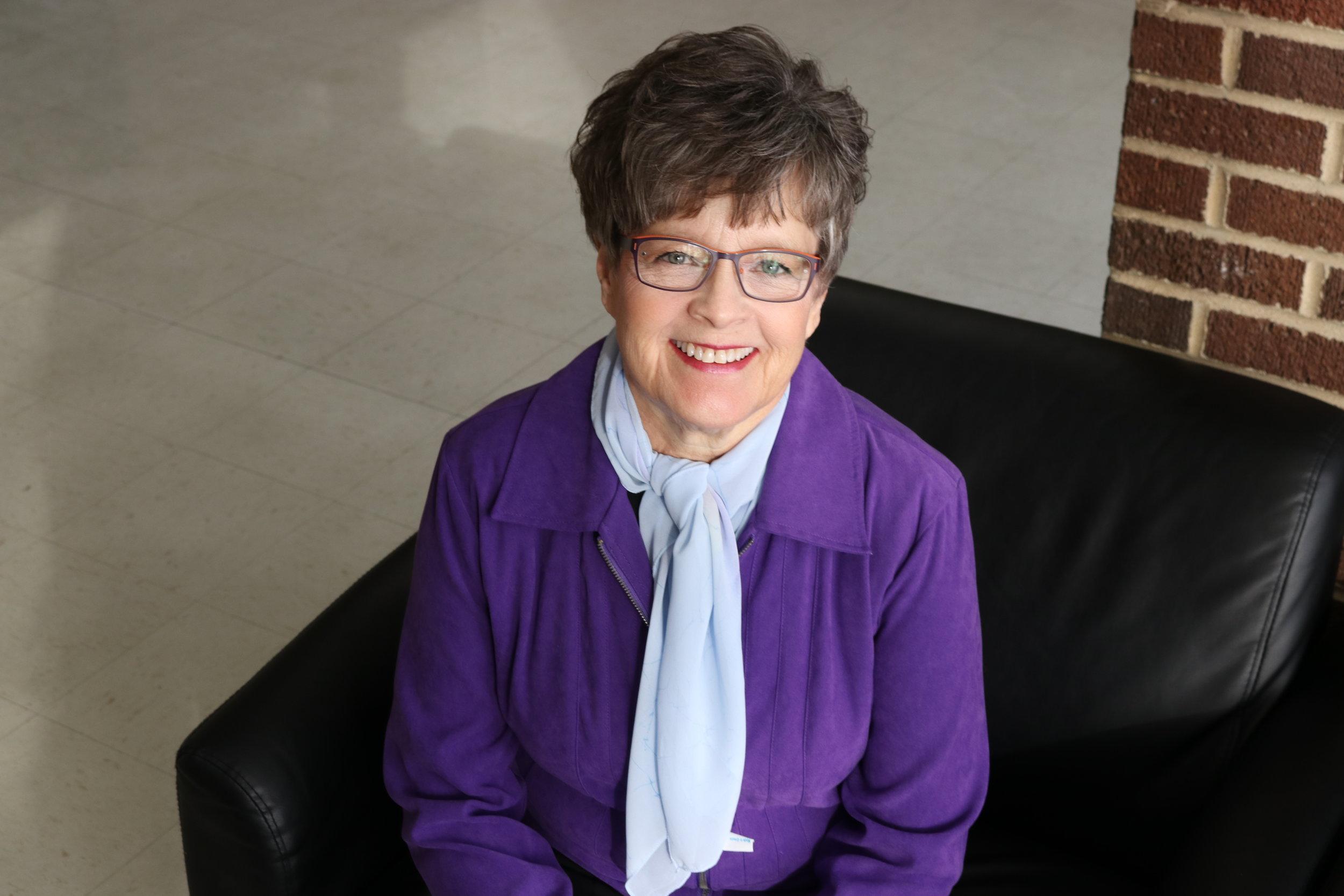 Councilwoman Jan Faidley - Roeland Park