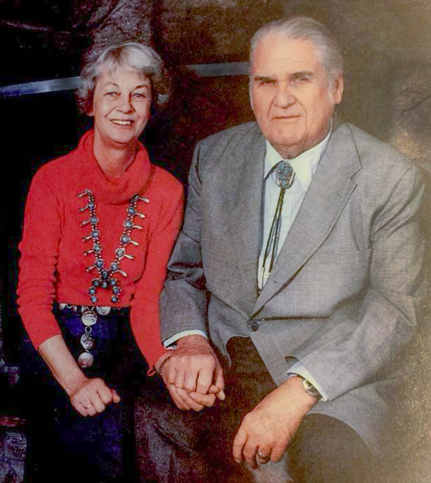 In 1971 John married Dorothy Rowe Shaw.