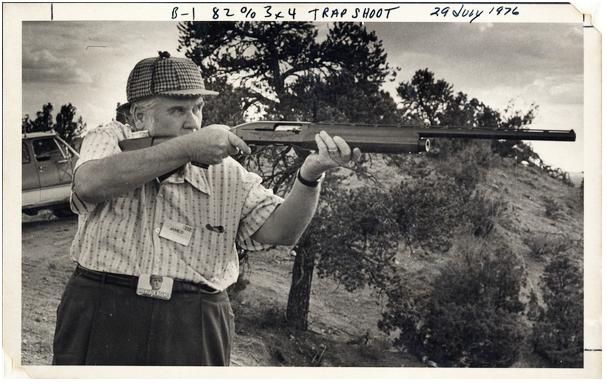 The Annual Colonel Sebastian Moran Memorial Trap Shoot