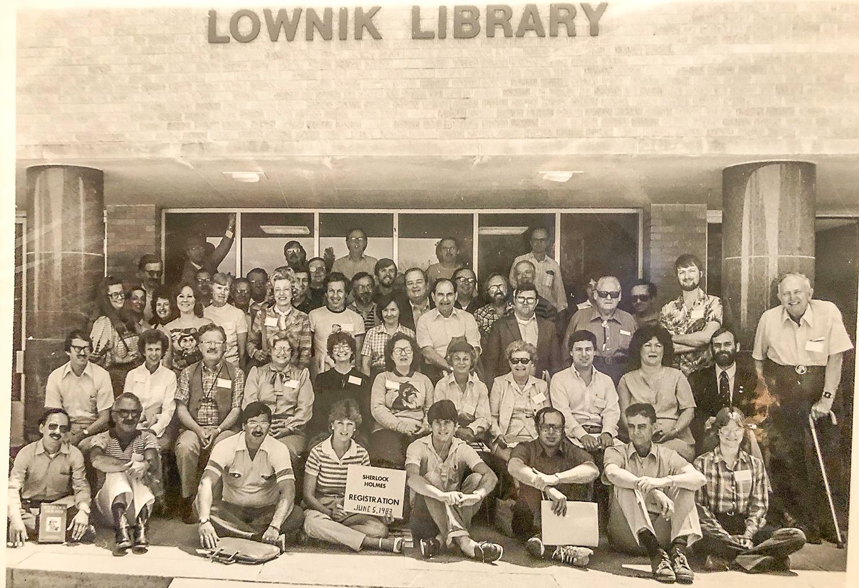 1983 Benedictine College Workshop Group Shot, Lisle, IL. (Click image for Lightbox setting)