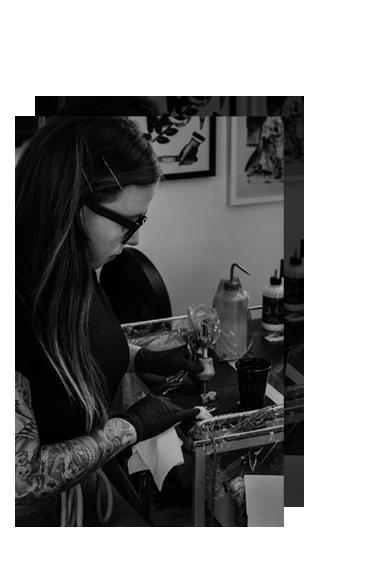 Eva Schatz Tattoo Salzburg