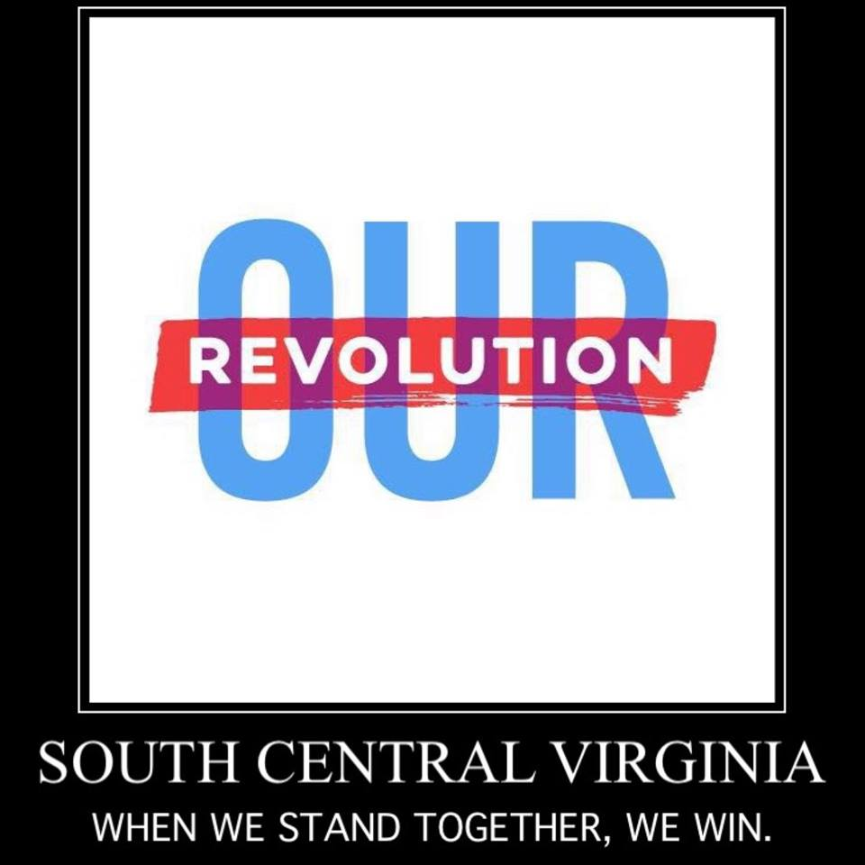 Our Revolution South Central Virginia