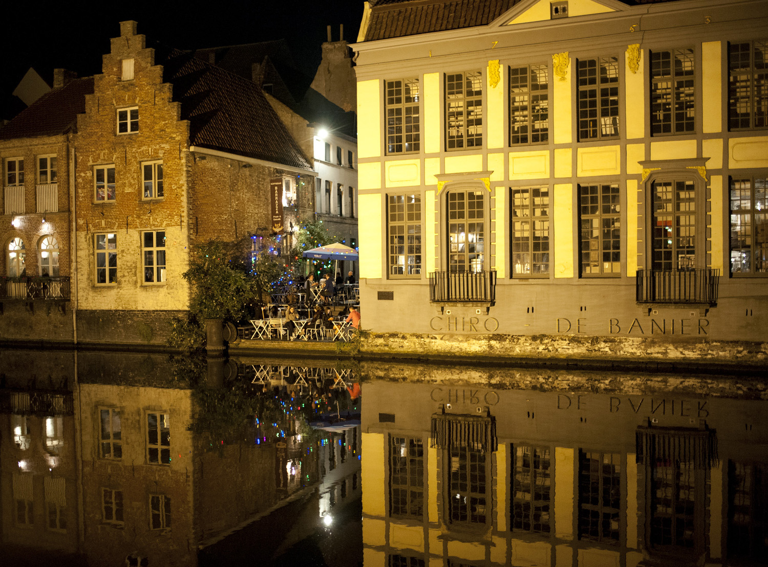 Gand_Bord de la Lie By night 1.jpg