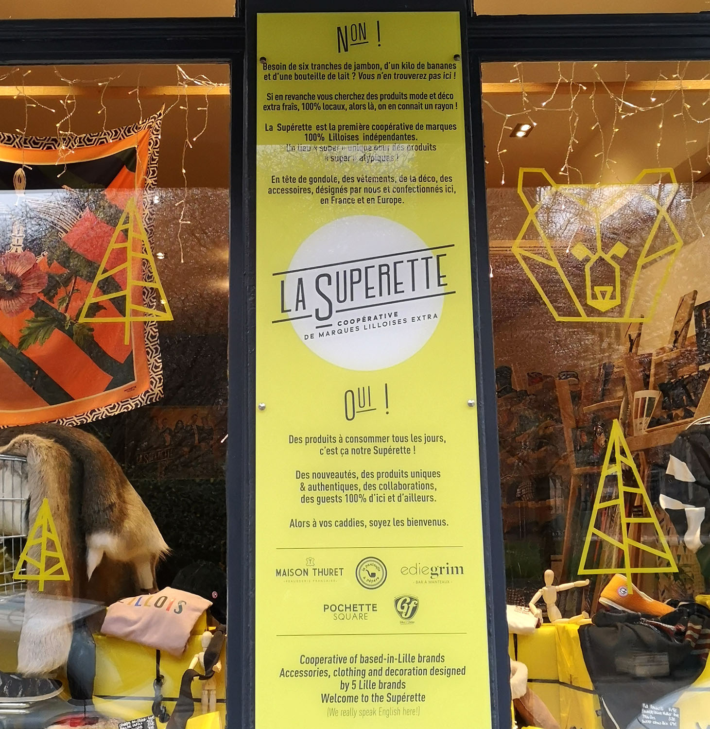 Boutique  La Superette
