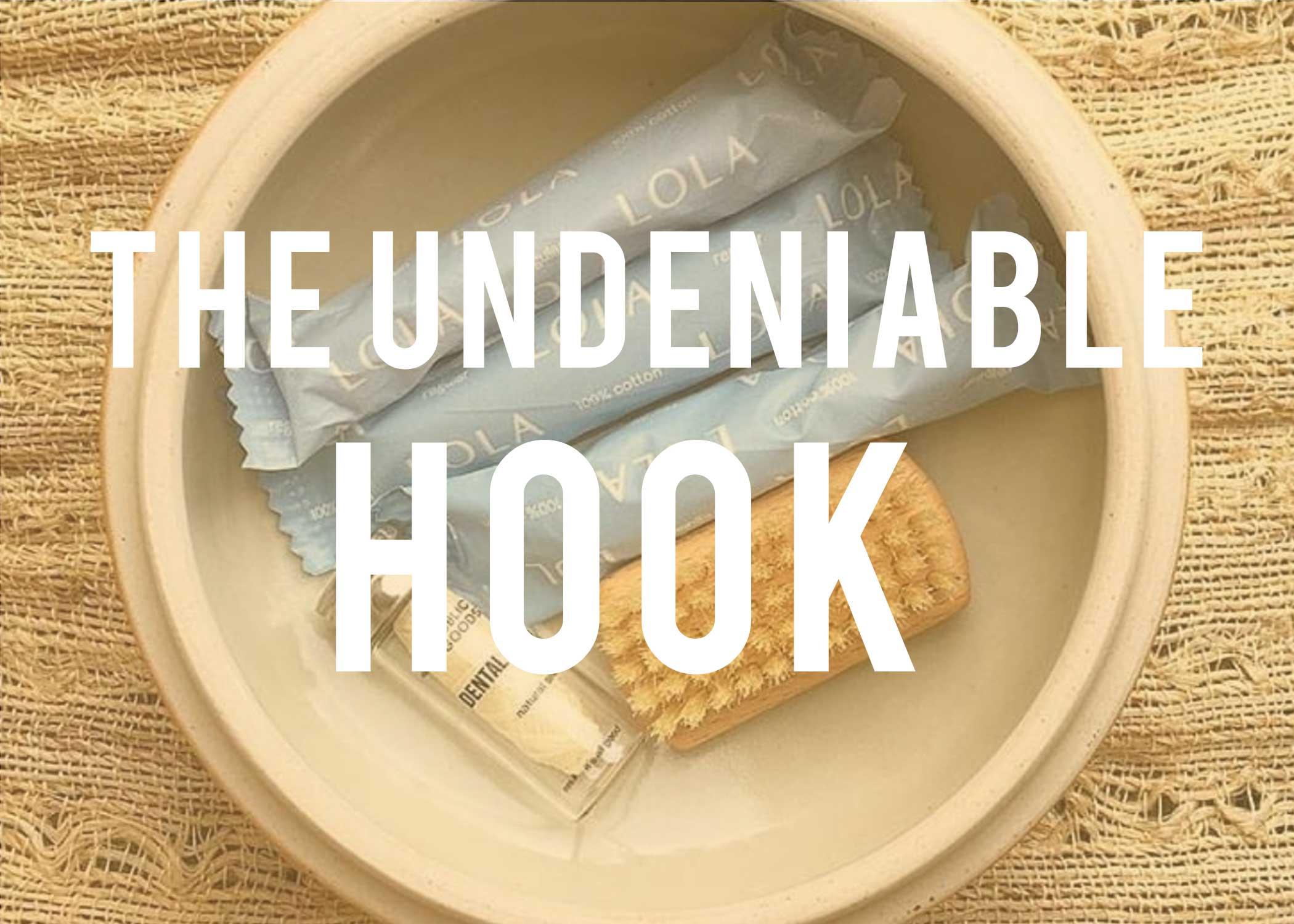 Marketing Spotlight: Undeniable Hook