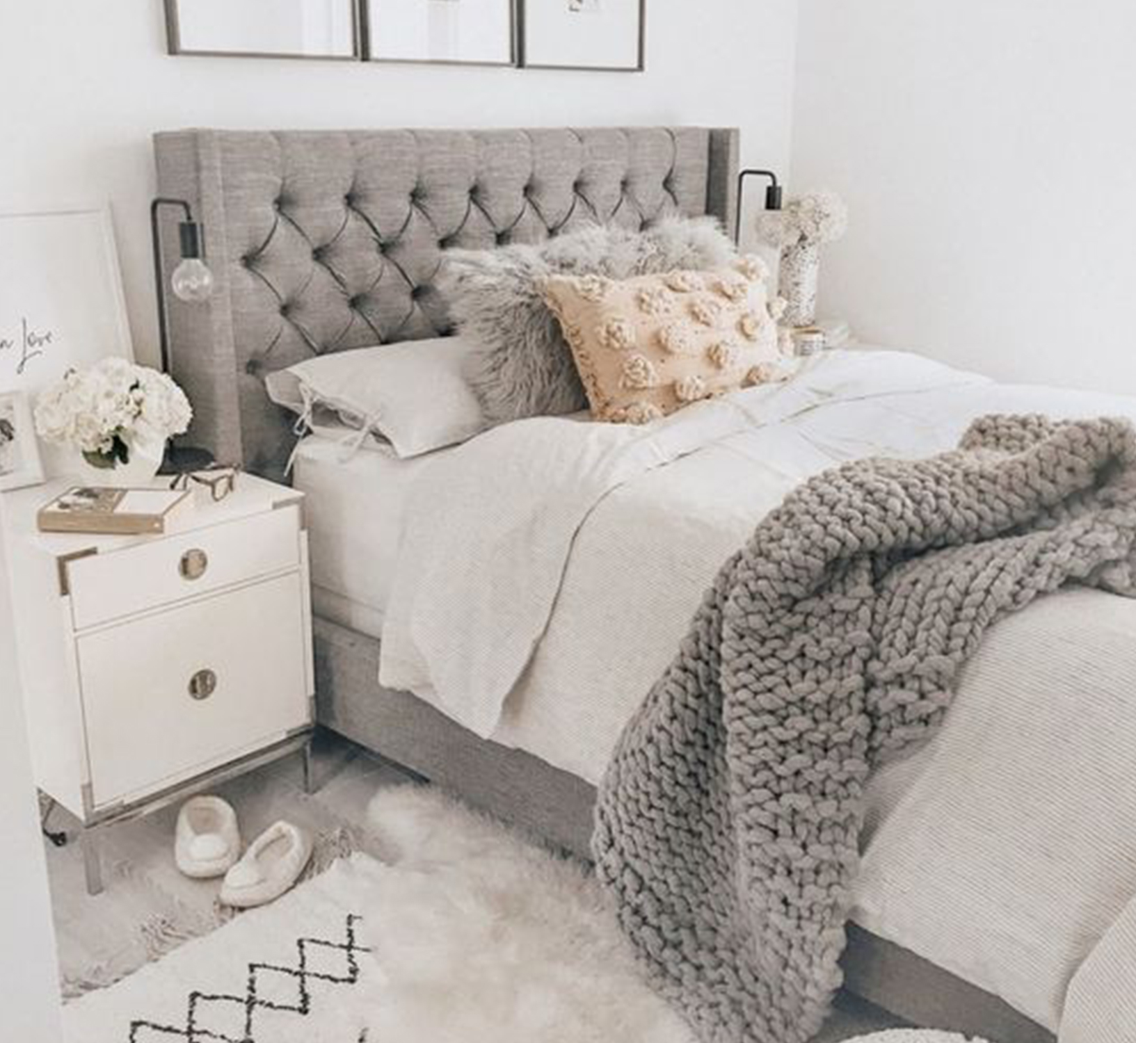 10 Cozy Bedroom Inspos For Your First Apartment Corporate Queendom