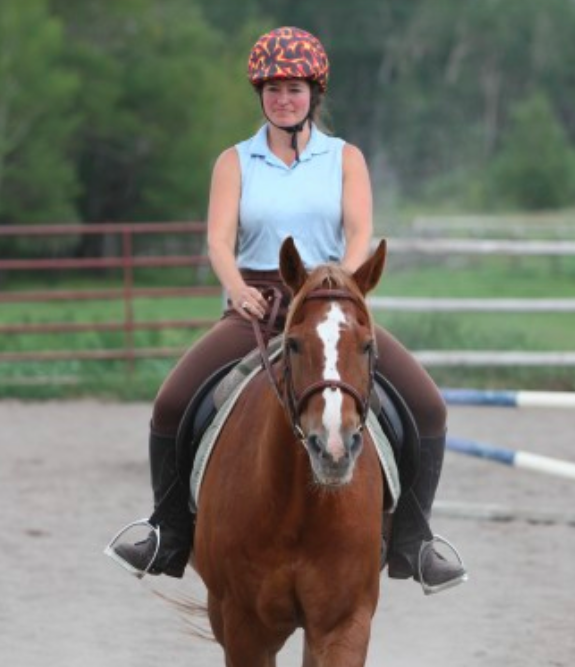 We teach jumping, eventing, and dressage lessons to all skill levels.