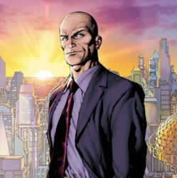 (U/B) Lex Luthor