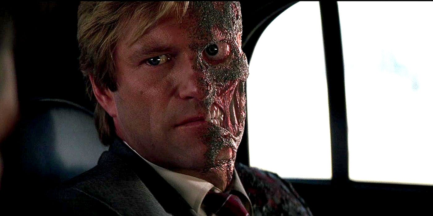 (W/B) Harvey Dent/Two-Face