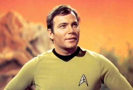 (R/W) Captain Kirk