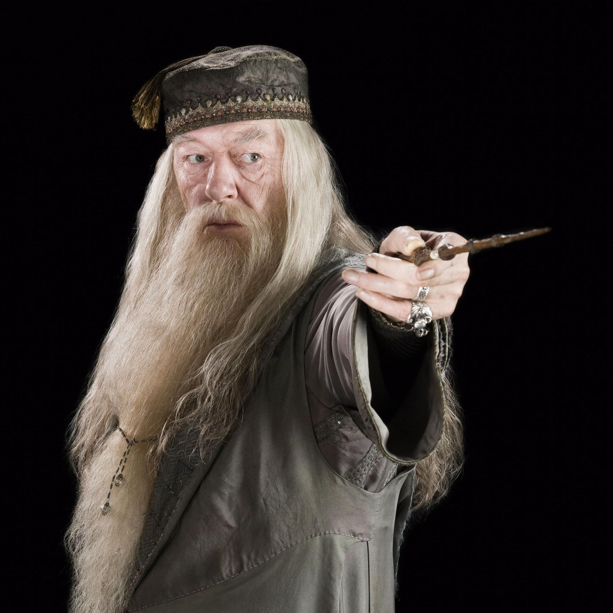 (U/G) Albus Dumbledore