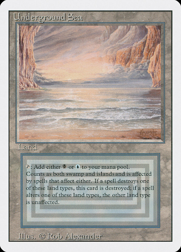 Reprinting these two cards with white borders saved today's Legacy Grixis players about $30,000 each