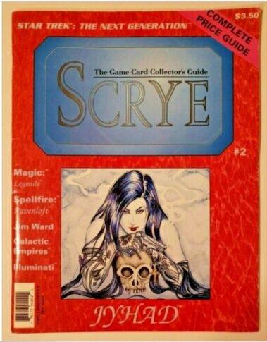 Scrye Magazine #2 - 1994