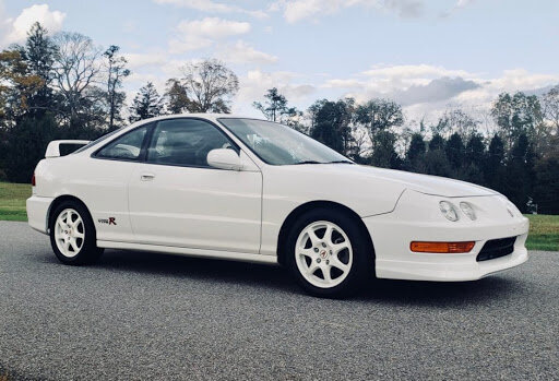 1998 Integra Type R - Similar to mine which was stolen