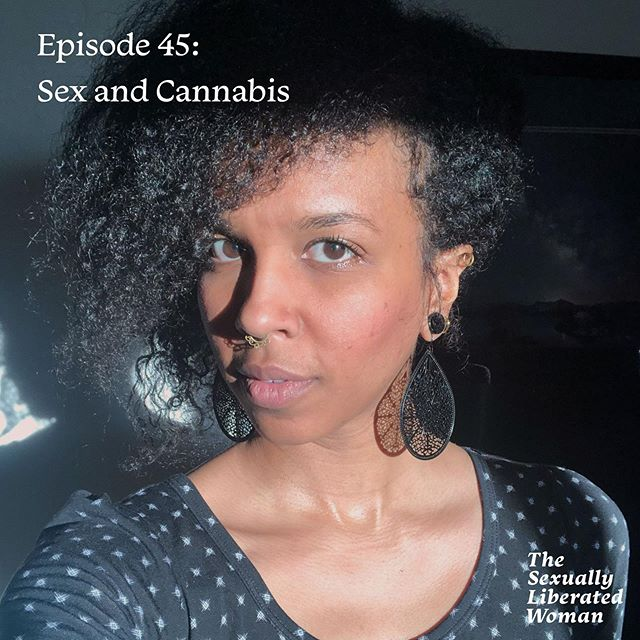 Episode 45 of the #sexuallyliberatedwoman is live and this one features an in-depth and super interesting conversation about sex and cannabis, featuring @evyan.whitney's personal cannabis expert (and little sister), @climbthesea. This episode is a continuation of a conversation that they started on episode 36 where she and Jarani both talked briefly about using cannabis to deal with pain relief and also the amazing effect it has of enhancing sex. They finally get to dive deep on a topic that Ev'Yan's been dying to talk about and Jarani is excellent at sharing her expertise in.  What's in this episode: - A critique of the racial disparities within the cannabis industry - The differences between THC and CBD, and why it's important that you are mindful about what you're consuming - The physical and mental health benefits of cannabis, and how to use it to increase pleasure and relax your body - Why it is that weed can make you feel so good - And some tips to help you explore cannabis in your own sex life  To listen to the episode, search for 'The Sexually Liberated Woman' wherever you listen to podcasts.  Can't listen? We've got a transcript for you at our website: sexuallyliberatedwoman.com (or click the link in our bio). #podin #sexuality #cbdlube