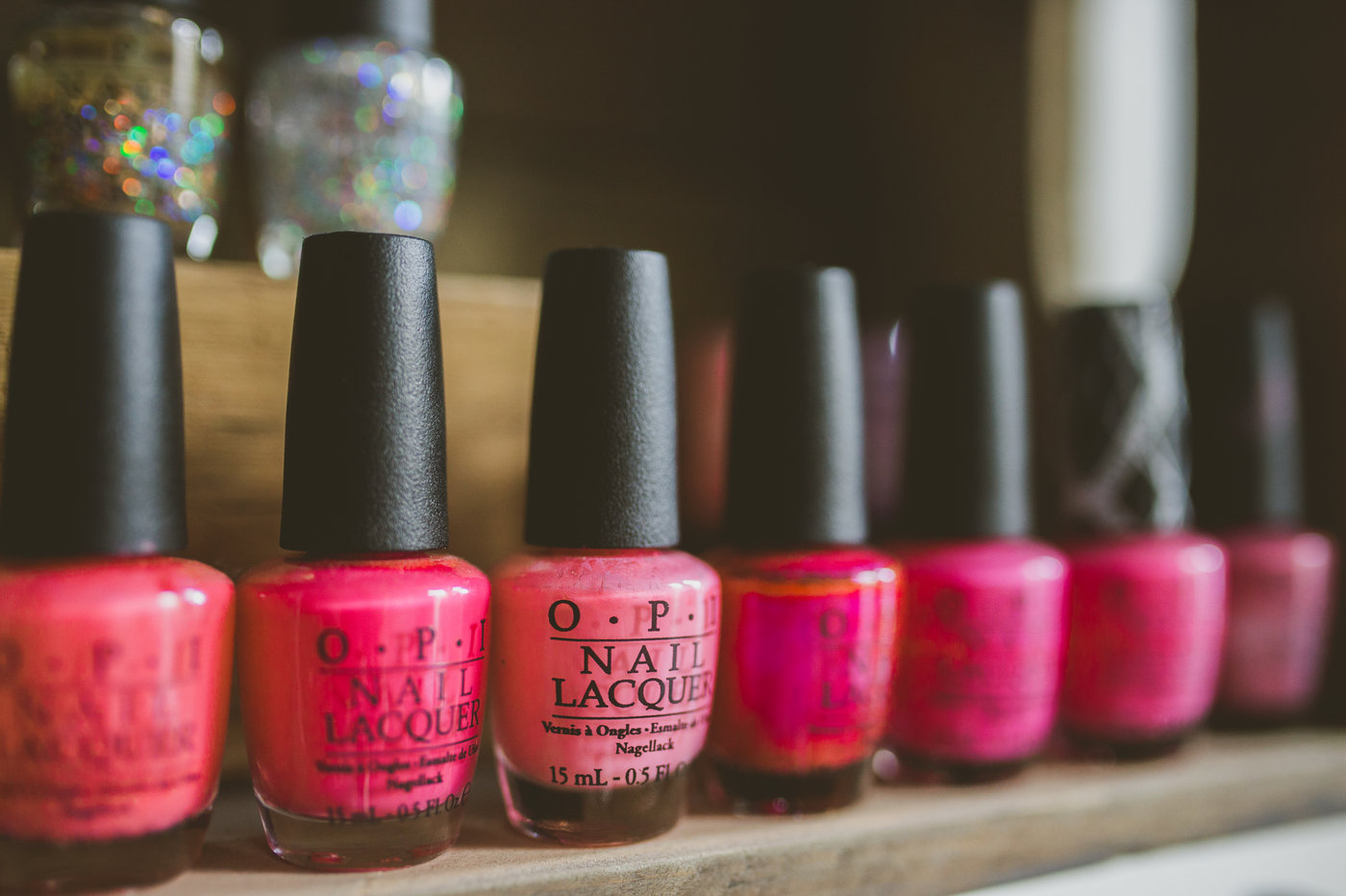 OPI MANICURES & PEDICURES