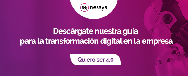 guia transformación digital empresa