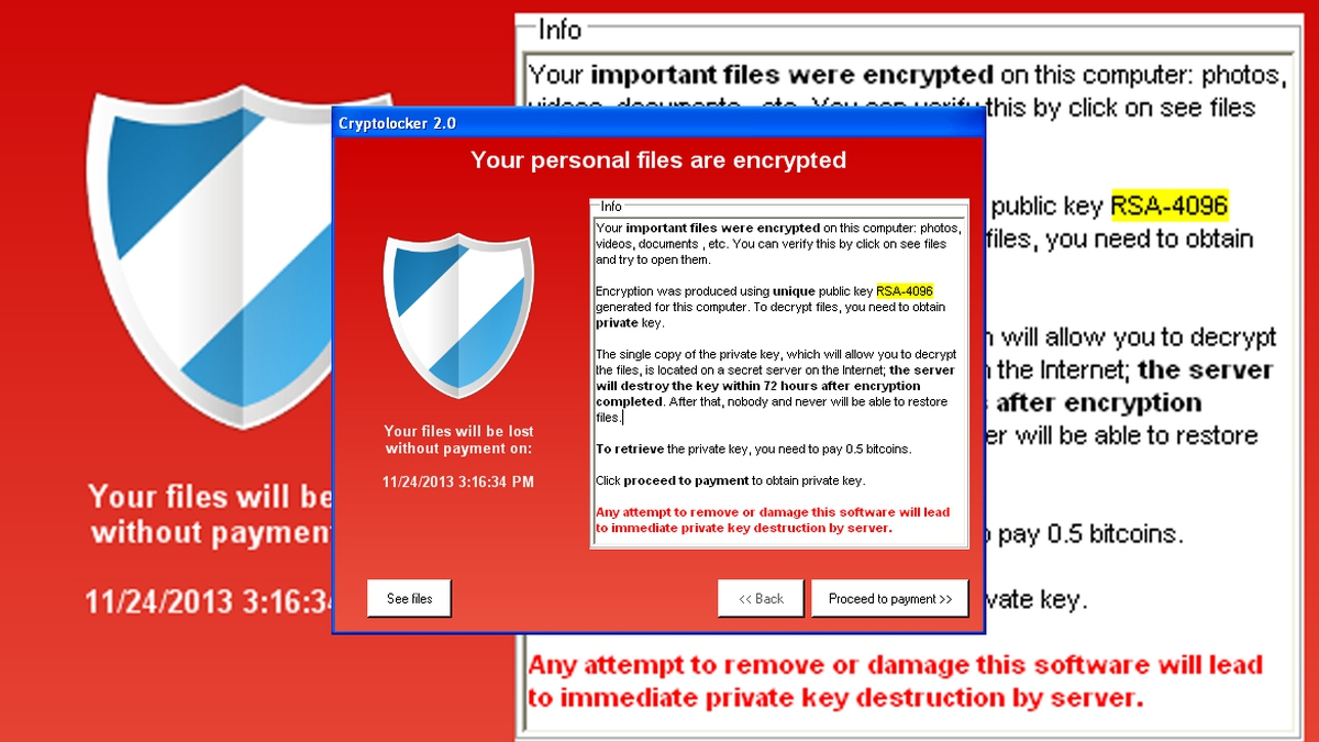 ¿Cuál es la diferencia: malware, virus, gusanos, spyware, troyanos, ransomware, etcétera? https://estic.pro/2Fyc5YV