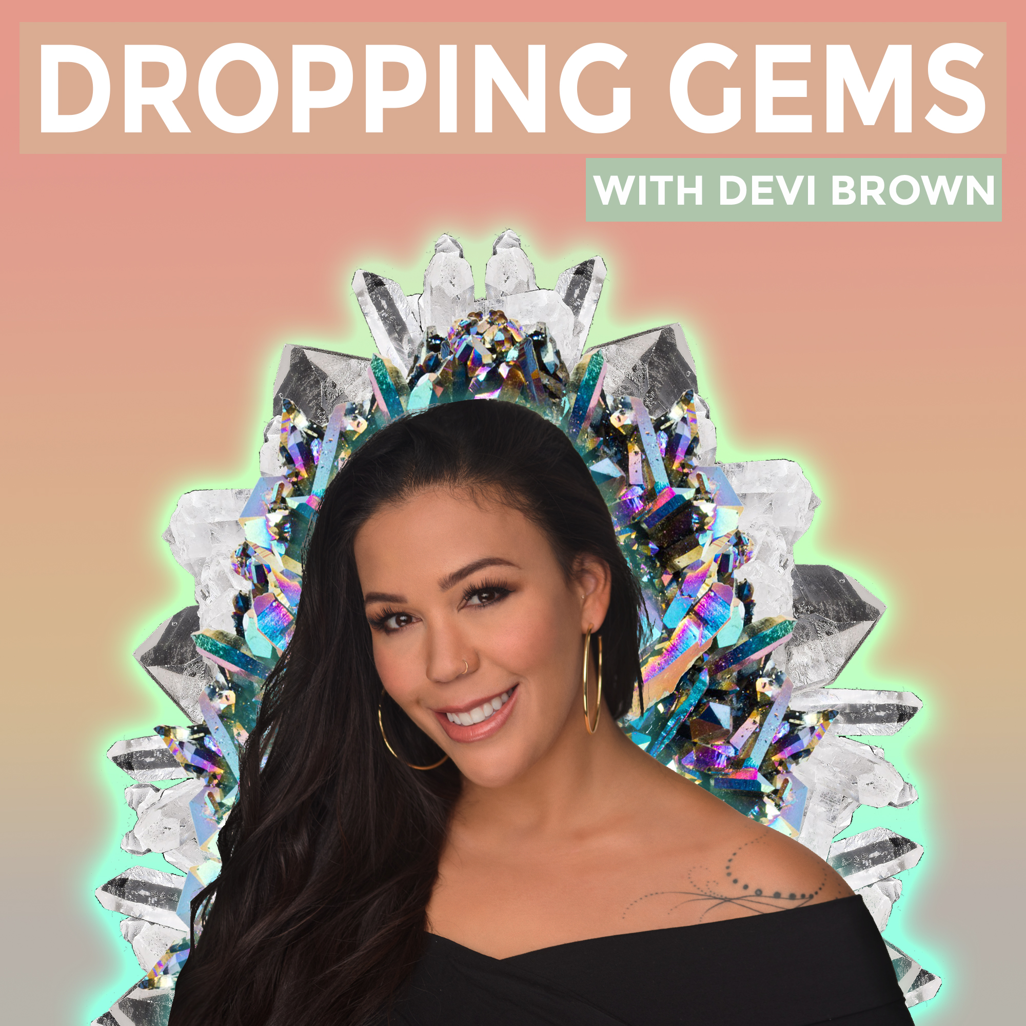 The dropping gems podcast