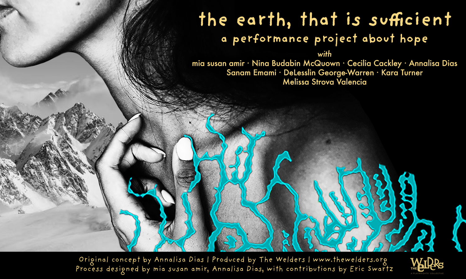 Poster for the earth, that is sufficient