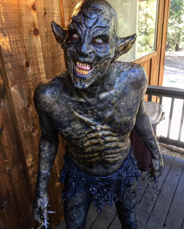 Creature makeup