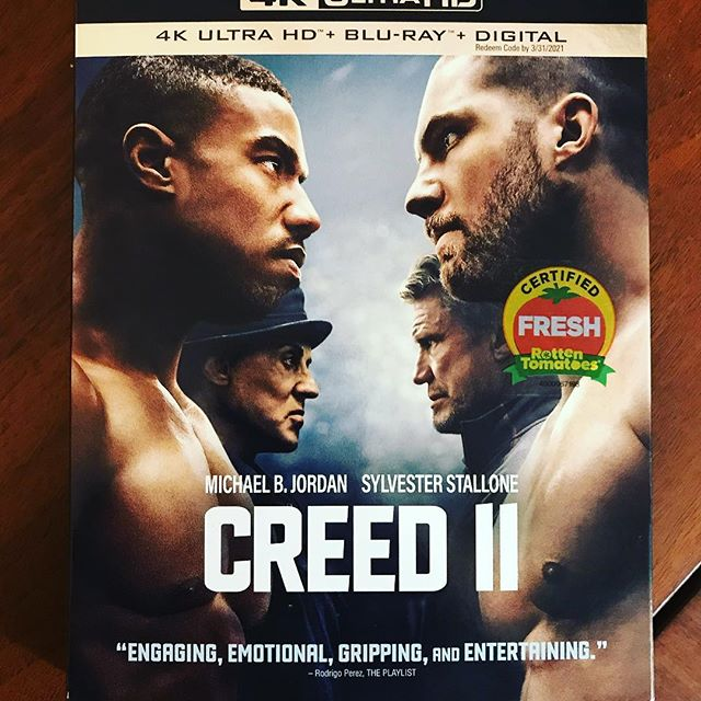 "RowlsRoyceElite: My ""stack"" just got bigger. Had to add this bad boy to the collection. Much needed motivation for the season I'm in. When life hits you in the mouth, you keep getting back up. ✊🏾 #creed2"