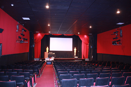 Pre-awards show set up at Long Island International Film Expo | Courtesy of LIIFE