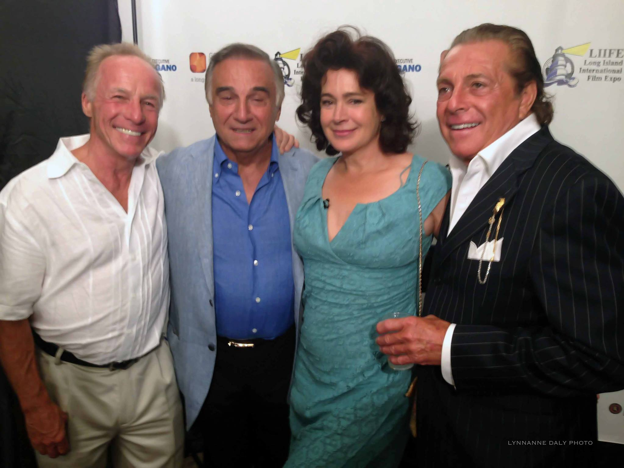 Jackie Martling, Tony LoBianco, Sean Young, and Gianni Russo