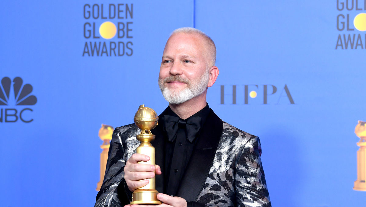Ryan Murphy at the Golden Globes 2017 | Courtesy of GettyImages
