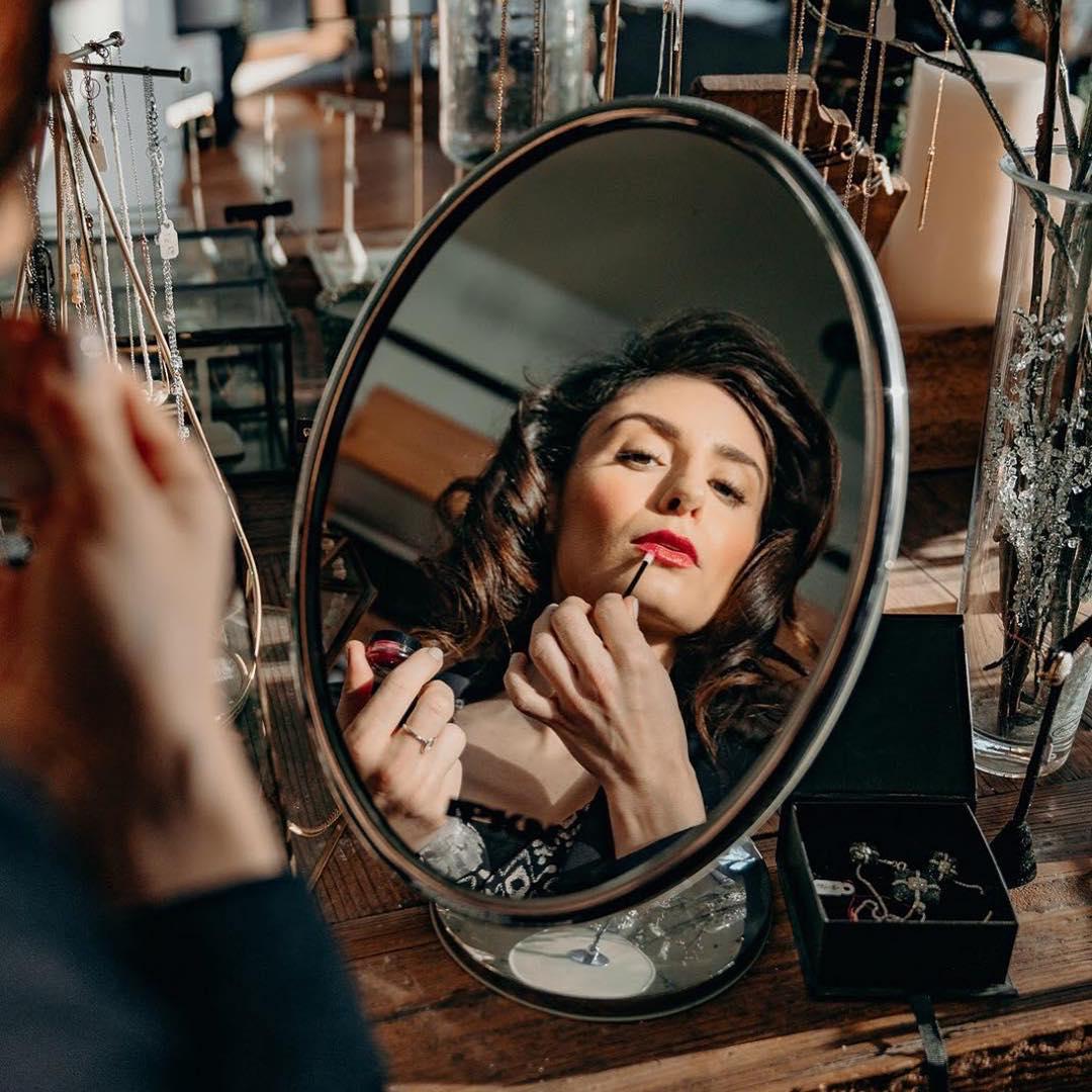 Rebecca Rapoport-Cole in February 2018    Courtesy of Beauty Tribe