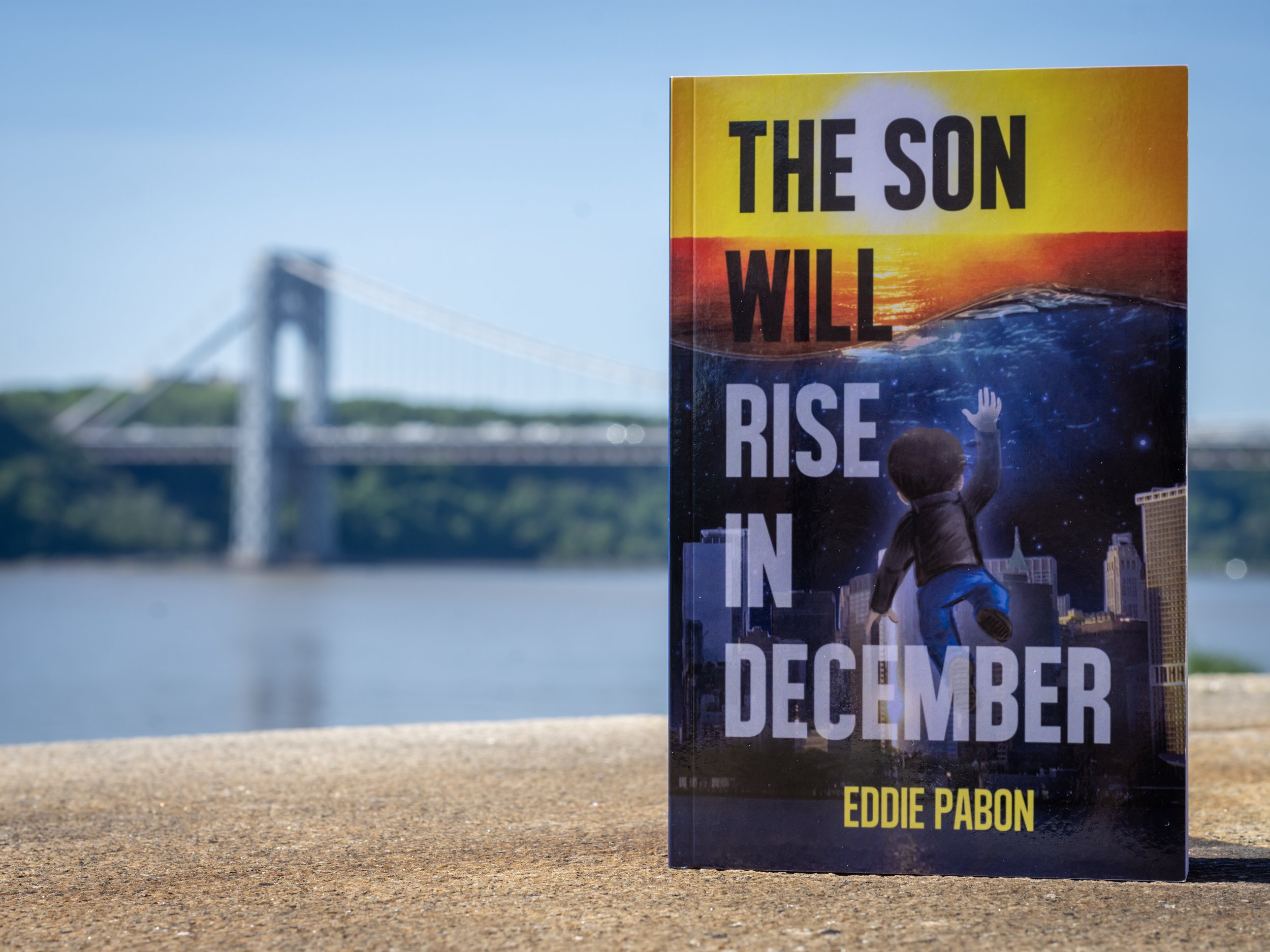 The Son Will Rise In December available now for purchase | Courtesy of Jessie Paulino - LaLecheDelArte.com