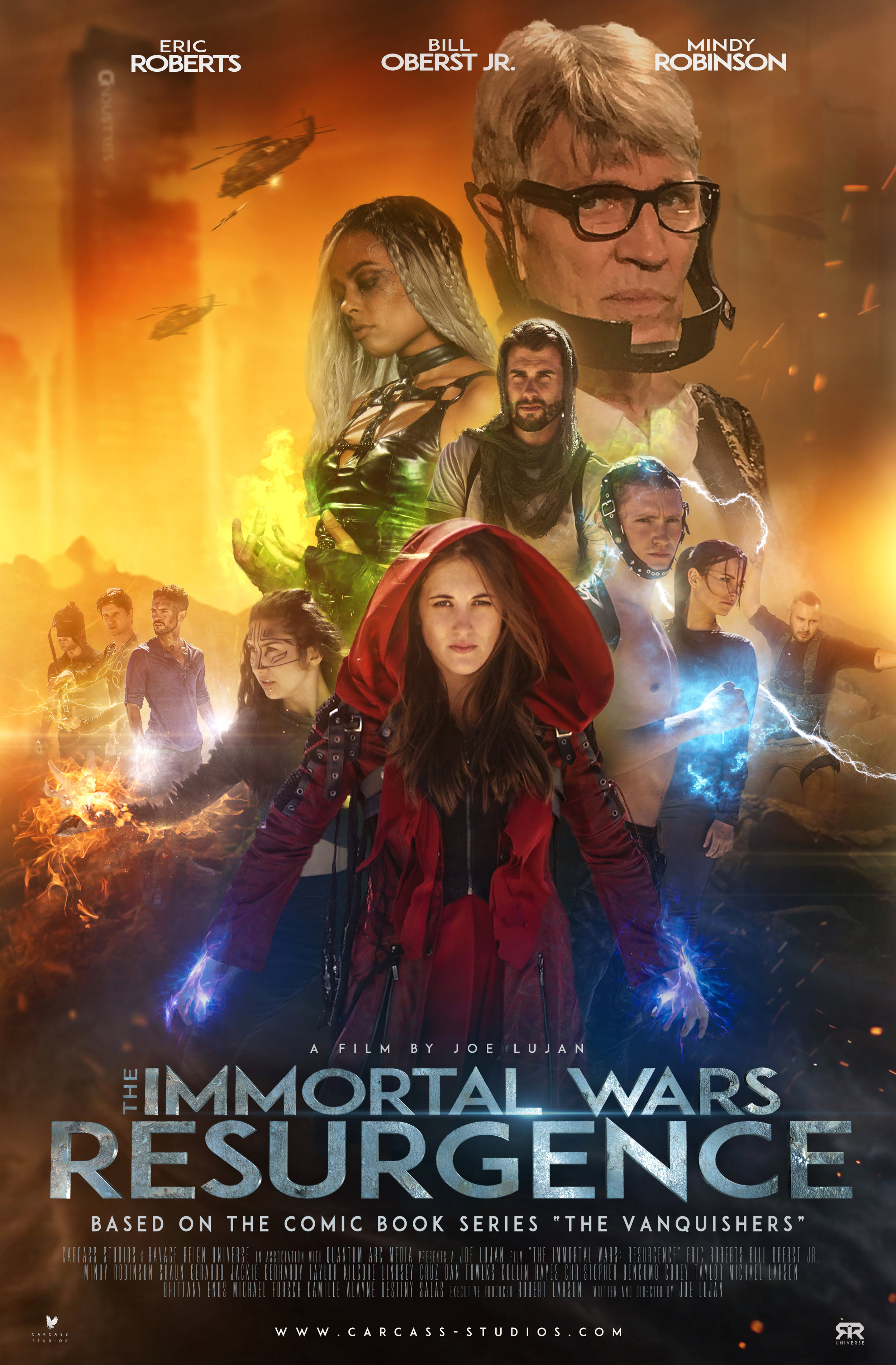The Immortal Wars 2 Official Poster .jpg