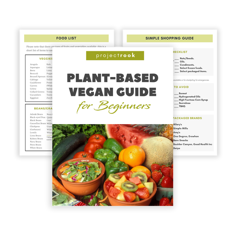 Download a freeplant-based vegan Guide for beginners - Restart Your Health With Mother Nature