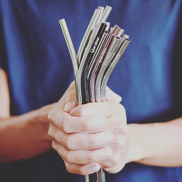 @downtownespressobar in Esperance has gone fully naked! What's that? Yep, they have gotten rid of single use straws and only offer our reusable One Straws ♻️ If you want a #onestraw, it's a $1 donation... that's it and it's yours to keep! 🥳 All profits go towards local beach and waterway clean up projects here in WA! 🐋 #PERTH #perthcafe #perthisok #breakfastinperth #perthbreakfast #perthcoffee #pertheats #refusethestraw #plasticfree