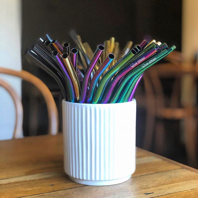 If you're a cafe, bar, restaurant or whatever... you can stock One Straw 🐋 You don't buy these upfront, if your customers want one they donate between $1-2 depending on what setup you roll with. ♻️ We use the proceeds to fund our clean up projects around Perth & WA. @thelittlebanksia is one of our newest venues who are encouraging their customers to go reusable 🤘🏻🦈 DM us for more info! Or go to link in bio 🦞 #perth #perthbreakfast #breakfastinperth #plasticfree #perthcafe #perthfoodie #perthgrub #perthhappenings #perthfoodieblog #pertheats #perthcoffee #zerowaste