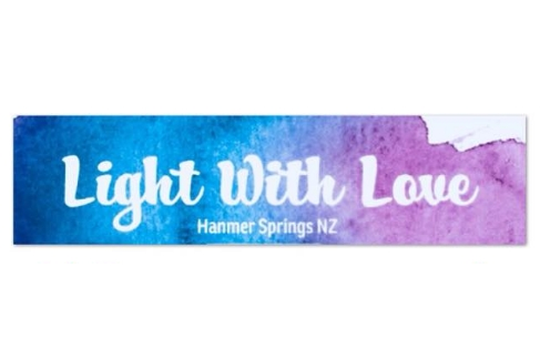 LIGHT WITH LOVE -
