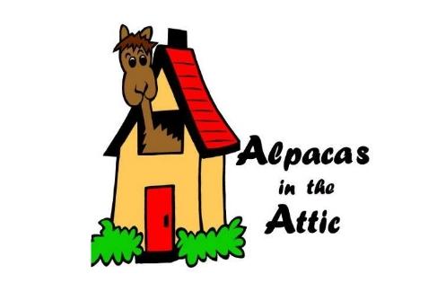 ALPACAS IN THE ATTIC -