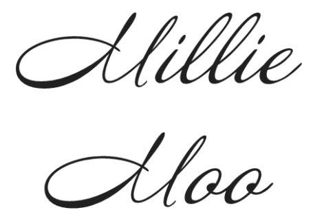 MILLIE MOO CANDLES -