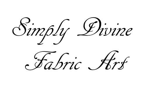 SIMPLY DIVINE FABRIC ART -