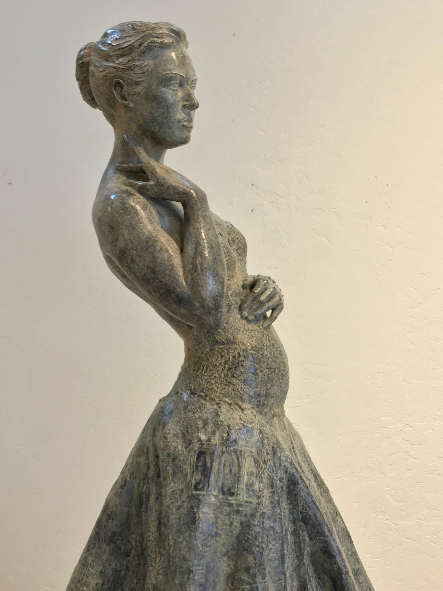 """Venezia Storybook"" Bronze"