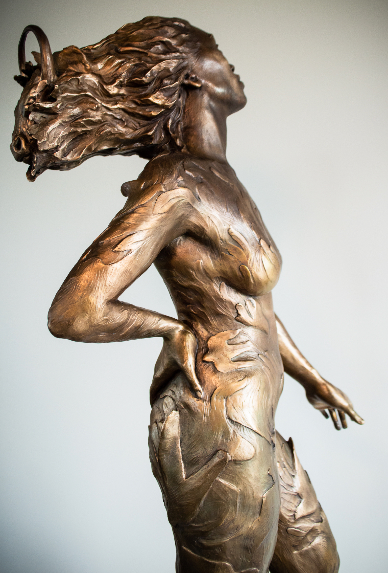 """The Guardian"" Bronze"