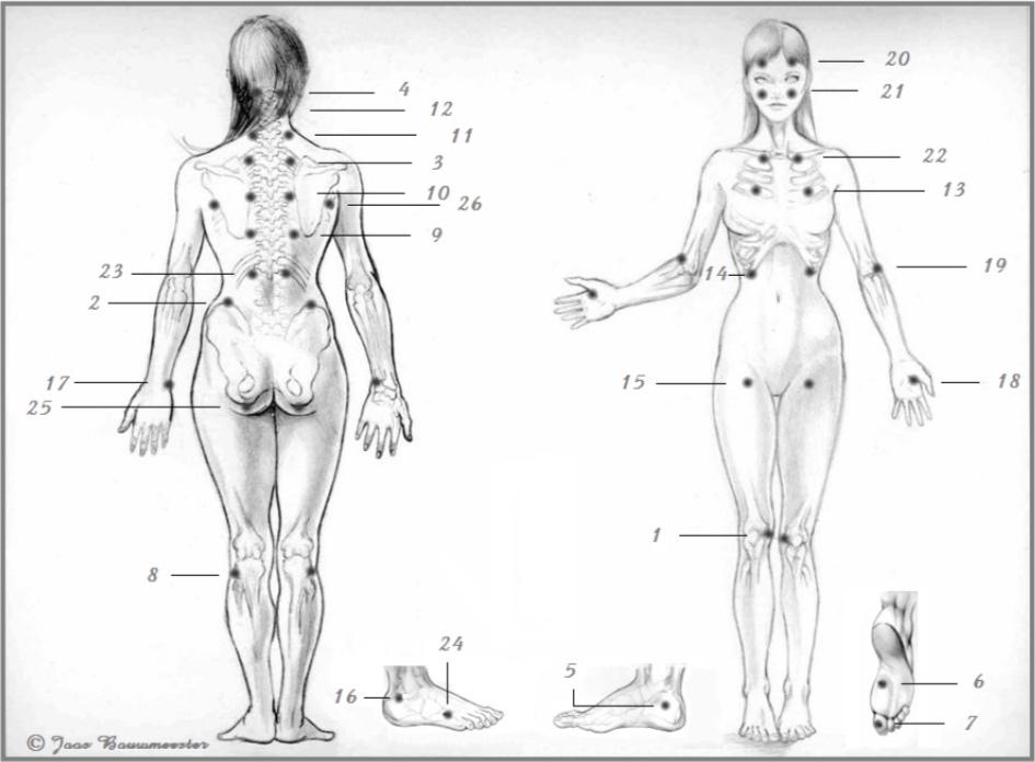 Jin Shin Jyutsu - HeilströmenBei Krankheit und VerletzungTraumaverarbeitungHarmonisierung von Körper, Geist und Seele
