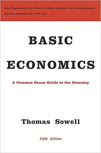 Basic Economics by Thomas Sowell